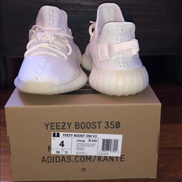 60a601325663a Adidas Yeezy Boost 350 V2 Triple White